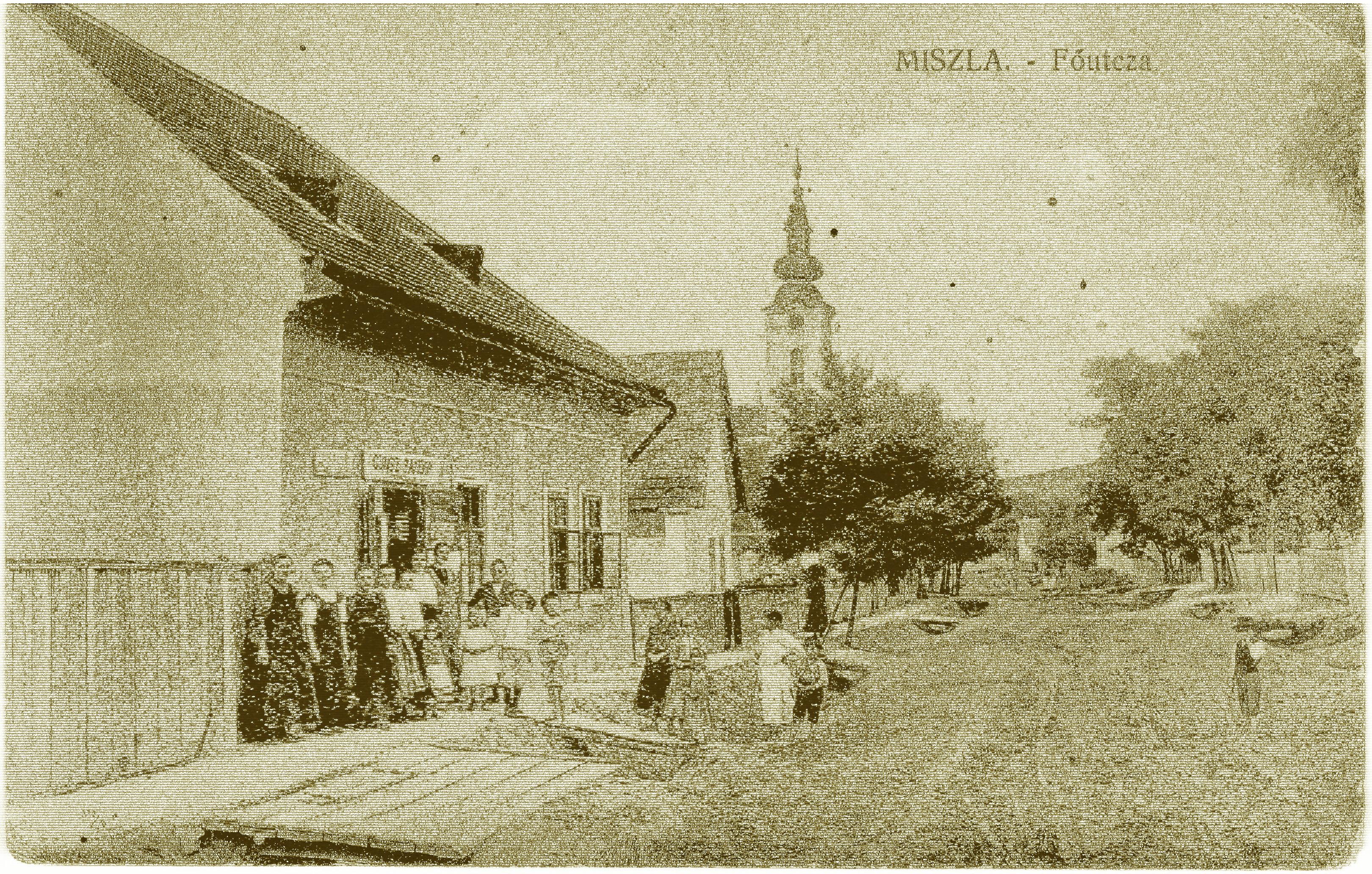 Miszla Fő utca